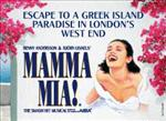 Please click Mamma Mia! theatre package