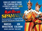 Please click Spamalot theatre package