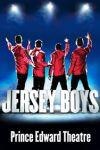 Please click Jersey Boys Theatre + Dinner Package